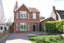 4 bed Detached house in Raglan Road...