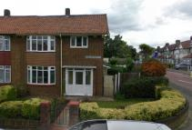 3 bed semi detached house to rent in Abercorn Gardens