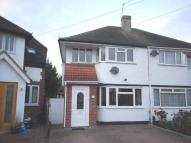 3 bed semi detached house in South Close, Twickenham