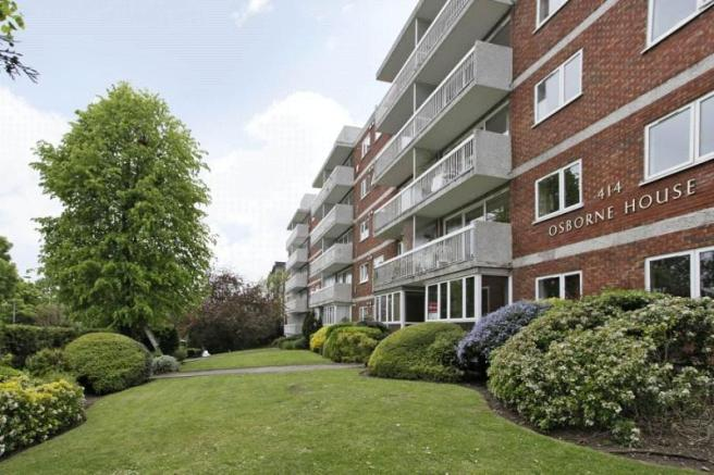 2 Bedroom Flat For Sale In Osborne House 414 Wimbledon Park Road