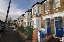 4 bed house in Bridgman Road, Chiswick...