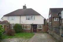 4 bedroom semi detached home in Star Lane, Coulsdon...