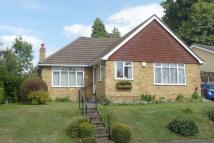 Woodplace Lane Detached Bungalow for sale