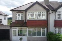 St. Andrews Road semi detached house to rent
