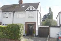 3 bed semi detached house for sale in The Crossways, Coulsdon
