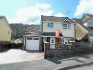 Detached house in Cwrt Coed Parc, Maesteg...