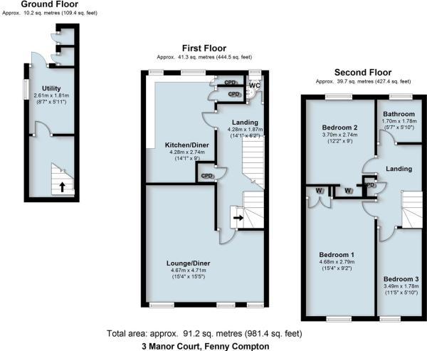 3 Manor Court Fenny