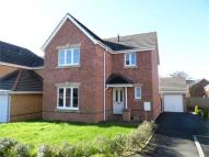 4 bedroom Detached house for sale in Llwyn Castan, Broadlands...