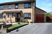 3 bed semi detached property in Llantwit Garden Close...