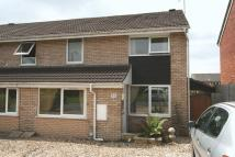 Terraced property for sale in Monmouth Way, Boverton
