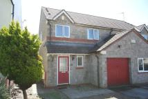 semi detached home in Clos Ogney...