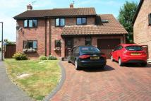 Detached property in Tennyson Way...