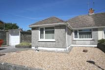 Semi-Detached Bungalow in Spitzkop, Llantwit Major
