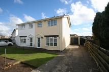3 bed semi detached home for sale in Georgian Close...