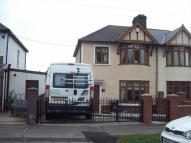 semi detached property for sale in Bertha Road, Margam...