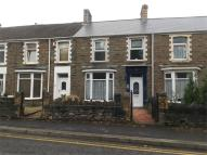 Terraced home in Ynys Y Gwas, Cwmavon...