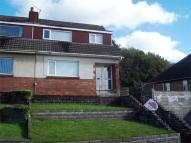 3 bedroom semi detached home in Morlais Road, Margam...