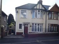 3 bedroom semi detached home for sale in Bracken Road, Margam...