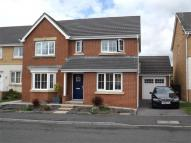 Detached house for sale in Crymlyn Parc, Skewen...