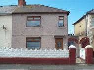 3 bed semi detached home for sale in Ruskin Avenue, Aberavon...