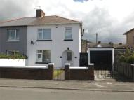 3 bedroom semi detached home in Corporation Road...