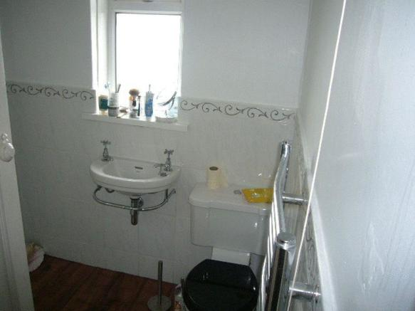 Refitted Shower...