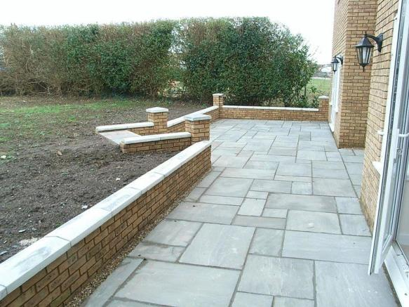 Patio (Indian Stone)