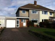 semi detached property for sale in Porthkerry Road, Rhoose