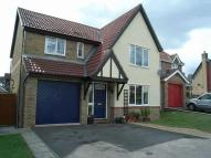Detached house in Mayflower Way, Rhoose