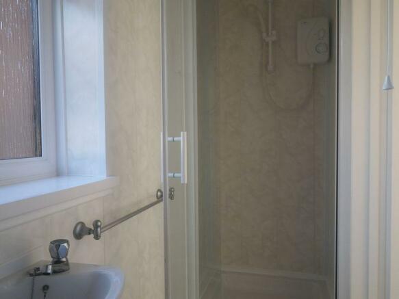 Annexe Shower/WC