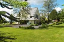 property for sale in Pen Y Bryn Golden Grove, Llanarthney, Carmarthen, Carmarthenshire. SA32 8JR