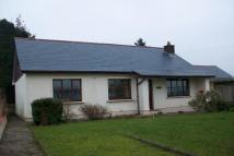property to rent in The Cedars, Red Roses, Whitland, Carmarthenshire. SA34 0PD
