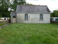 property for sale in Former Salem Baptist Chapel Campbell Road, Llandybie, Ammanford, Carmarthenshire. SA18 3UP