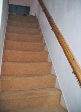 Staircase to Loft Ro