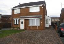 semi detached property to rent in Ouston Close, Wardley...