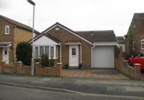 Detached Bungalow for sale in Sherburn Way, Wardley...