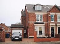 6 bed semi detached house for sale in Park Road, Jarrow