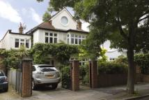Detached house for sale in Ferry Road, Barnes...