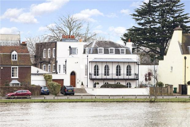 6 Bedroom Detached House For Sale In Thames Bank Mortlake