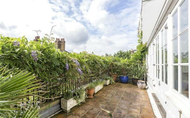 Conservatory Terrace