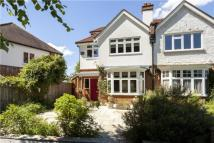4 bedroom semi detached house in Park Road, London, W4 3HP