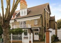 4 bedroom semi detached property in Woodstock Road, London...