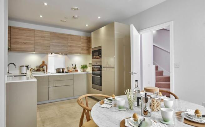 Kitchen/Dingin Room