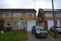 3 bed semi detached house for sale in Thruxton Drive...