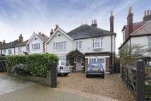 semi detached house in Streatham Common South...