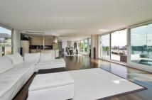 Flat for sale in Cinnabar Wharf West...
