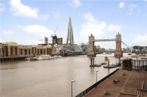 2 bedroom Flat in Tower Bridge Wharf...