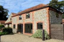 Barn Conversion in Holt / Cley