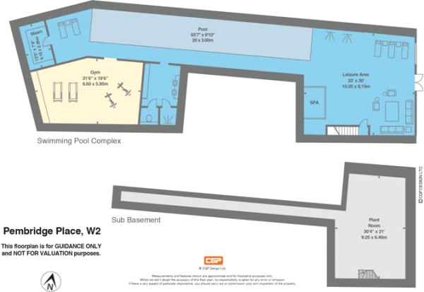 Proposed Pool Area