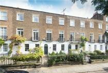 Edwardes Square house for sale